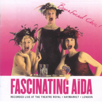 Fascinating Aida Barefaced Chic CD